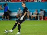 Андрей Лунин может стать основным вратарем «Леганеса»