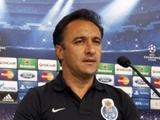 Витор ПЕРЕЙРА: «Мне бы не хотелось, чтобы «Динамо» выбыло из борьбы за путевку в плей-офф»