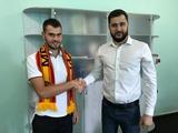 Бывший нападающий «Динамо» перешел в запорожский «Металлург»