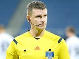 Стал известен арбитр матча 2-го тура чемпионата Украины «Динамо» — «Десна»