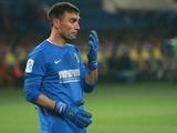 Юрий Панькив здоров и тренируется с «Александрией»