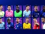 УЕФА назвал претендентов на звание лучших игроков Лиги чемпионов по позициям (ФОТО)