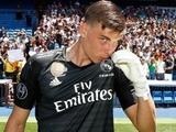 Мадридский «Реал» анонсировал возвращение Лунина и Эдегора