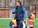 Тренер «Таврии»: «Уверен, что Зеленский обратит на нас внимание»