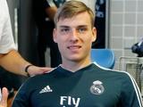 После прихода в «Реал» Куртуа, Лунин уйдет в долгосрочную аренду в сегунду