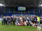 «Лацио» сыграет в группе Лиги чемпионов впервые с 2007 года
