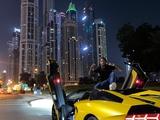 В ночной Дубай на спорткаре. Жерсон Родригес показал, как отдыхает в ОАЭ (ФОТО)