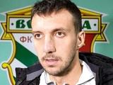 Вячеслав Шарпар: «Да причем тут тренер? У руководства надо спрашивать»