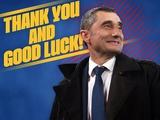 Официально. Эрнесто Вальверде уволен из «Барселоны». Новый главный тренер — Кике Сетьен
