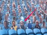 «Лидс» на трибуне своего стадиона по ошибке установил манекен с лицом Бен Ладена (ФОТО)
