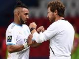 «Марсель» установил антирекорд Лиги чемпионов