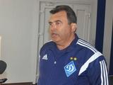Вадим ЕВТУШЕНКО: «Чумак заявлен за «Динамо-2», но на сборы с нами не летит»
