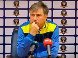 Олег Федорчук: «Тренер хорватов Златко Далич ошибся с тактикой на финал»