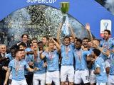 Суперкубок Италии выиграл «Лацио», победив «Ювентус». Роналду снял медаль на награждении (ФОТО)
