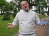 Александр Алиев сыграл в футбол в форме «Шахтера» (ФОТО)
