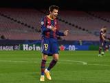 Куман: «Пуч недостаточно работает, чтобы играть в основном составе «Барселоны»