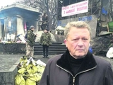 Мирон Маркевич: «Приехал в Киев на Майдан и на следующий день уволился из «Металлиста»