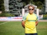 Фоззи: «Разве не было войны, когда Зинченко играл за «Уфу» или ездил на рыбалку в Россию? Но ему это прощается»