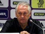 Украина — Молдова — 1:0. Послематчевая пресс-конференция