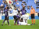 Футболист «Лиона» потерял сознание в матче с «Тулузой» (ФОТО)