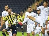 Артем Кравец отличился победным мячом в ворота «Фенербахче» (ВИДЕО)