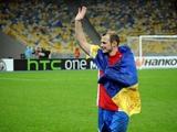 Роман Зозуля объявил о приостановке карьеры в сборной