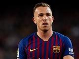 В «Барселоне» недовольны поведением Артура