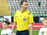 «Динамо» — «Олимпик»: арбитры. Судья в поле — Козыряцкий, уже трижды в этом сезоне работавший на матчах «Динамо»