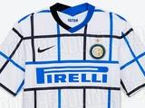 Выездная форма «Интер» на сезон-2020/21 тоже оказалась предельно оригинальной (ФОТО)