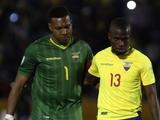 Пять игроков сборной Эквадора дисквалифицированы за поход в ночной клуб перед матчем с Аргентиной