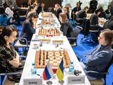 Украина – Россия = 2-2, 7-й тур чемпионата мира по шахматам