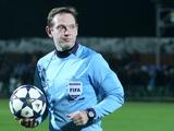 Арановский обслужит матч чемпионата Греции «Панатинаикос» — АЕК