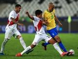 Сборная Бразилии — первый финалист Кубка Америки