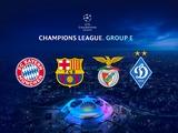 Досье соперников «Динамо» Киев по Лиге чемпионов от УЕФА