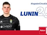 Андрей Лунин признан лучшим игроком «Овьедо» в январе