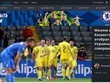 «По очкам мы уже догнали Суоми, надо бы обойти их!» — казахстанские СМИ о матче с Украиной