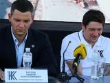 Селезнев встречается с президентом «Колоса» в Коваливке