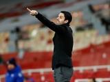 Артета: «Я страдал из-за результатов «Арсенала»