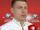 Николай Матвиенко: «Мы старались не зацикливать внимание на Роналду»