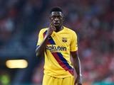 «Барселона» оштрафует Дембеле на «круглую» сумму