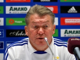 «Днепр» – «Динамо» – 2:0. Послематчевая пресс-конференция