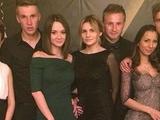 Фото дня: игроки «Динамо» поздравили Безуса-младшего