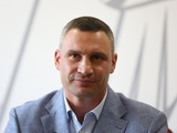 Виталий Кличко поздравил киевское «Динамо» с чемпионством