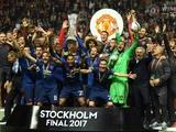 «Манчестер Юнайтед» — триумфатор Лиги Европы!
