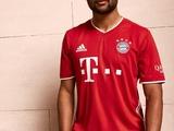 «Бавария» представила домашнюю форму на следующий сезон (ФОТО)