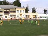 ВИДЕО: в первой лиге забит гол с центра поля