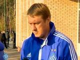 Александр ХАЦКЕВИЧ: «Не имею никакого представления, что за футболист Стас Драгун»