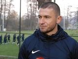 Андрей Цуриков: «Сейчас начинаю только беговую работу...»