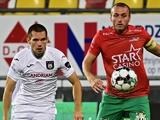 Богдан Михайличенко провел полный матч за «Андерлехт»