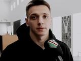 Назарий Русин дал первое интервью в «Легии» по-польски (ВИДЕО)